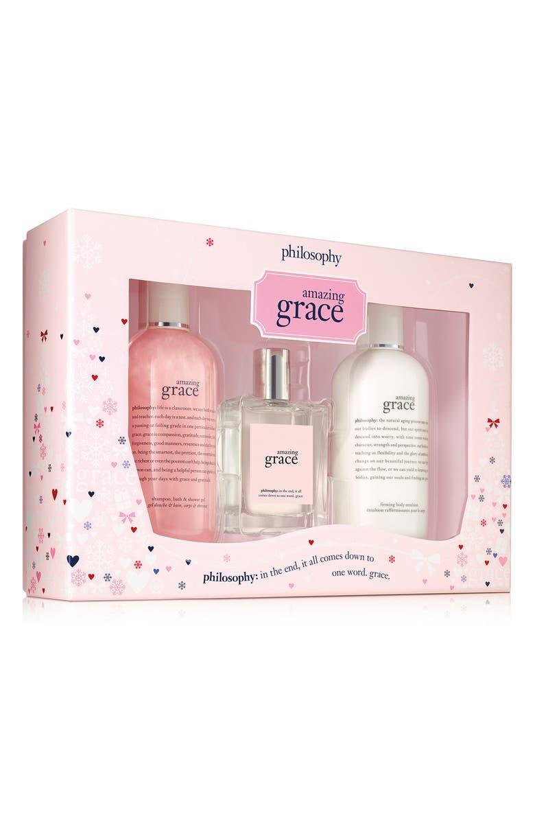 PHILOSOPHY amazing grace small set, Main, color, 000