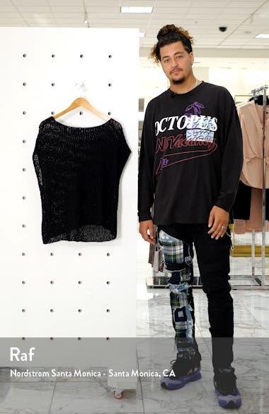 Open Knit Top, sales video thumbnail