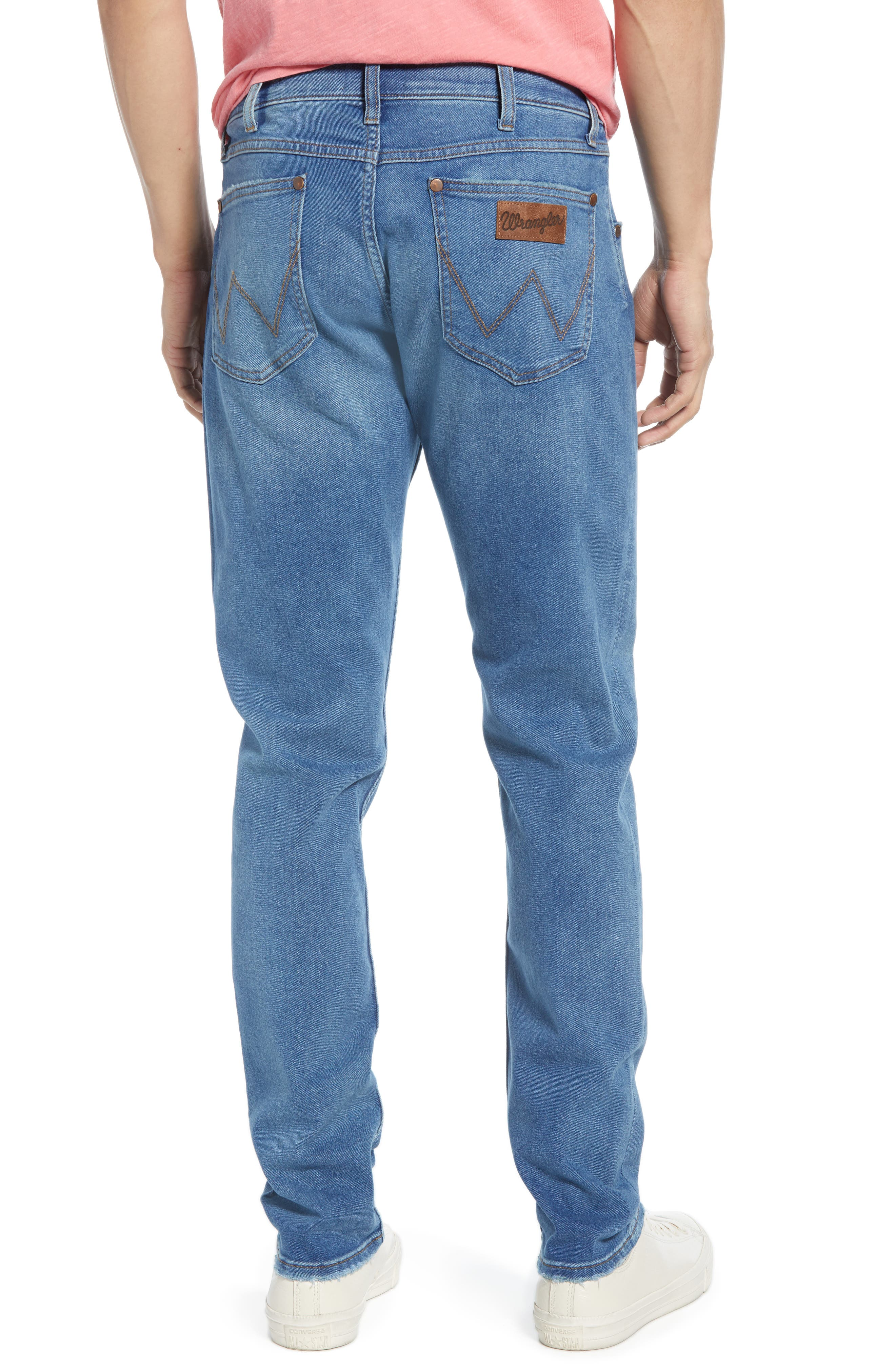 ,                             Larston Slim Fit Jeans,                             Alternate thumbnail 2, color,                             BERMUDA BLUE