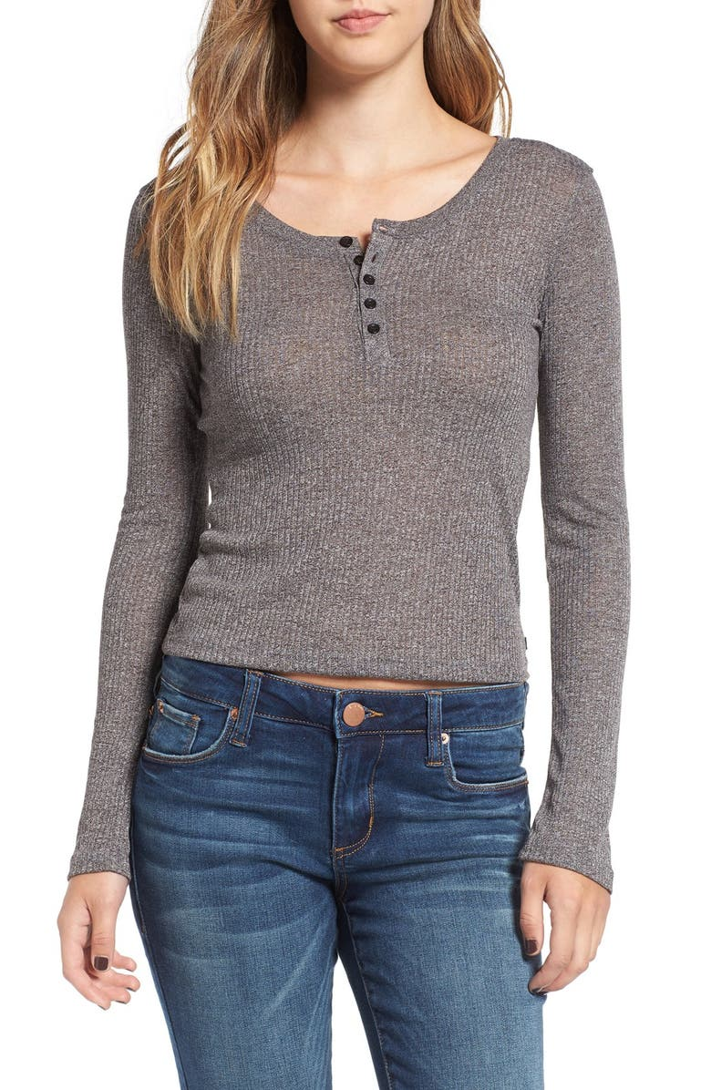 OBEY 'Westling' Henley, Main, color, 060