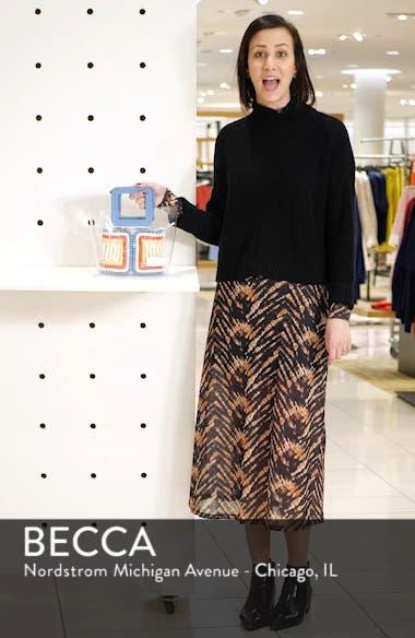 Mini Shirley Telephone Transparent Handbag, sales video thumbnail