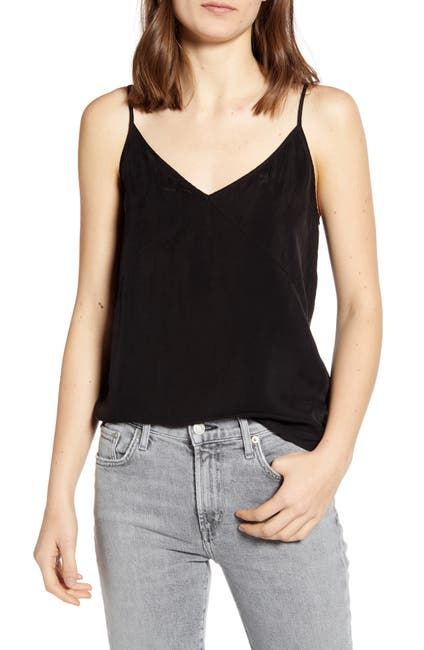 Image of Stateside Cupro Cami Top