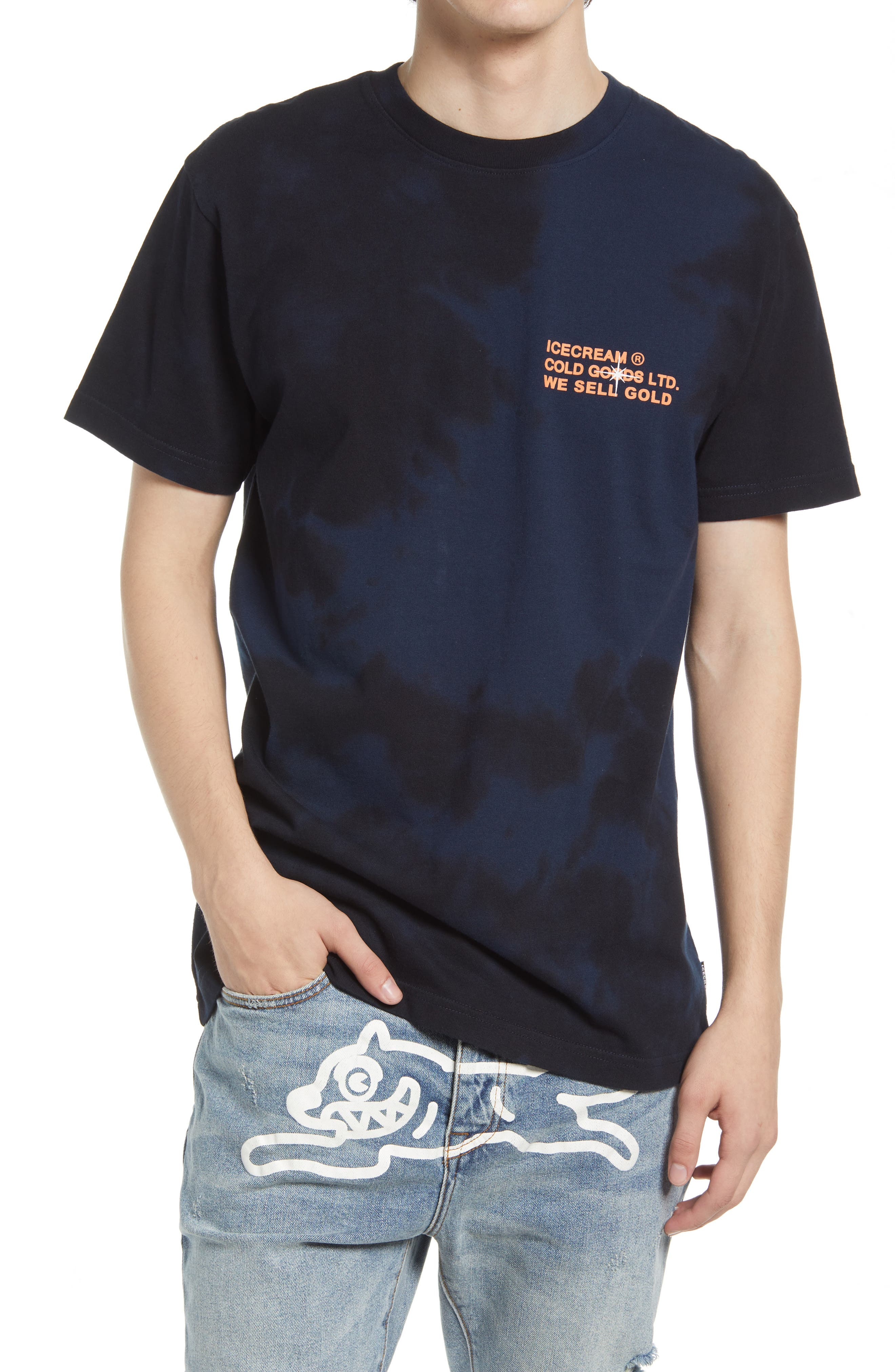 Cold Goods Cotton Graphic Tee