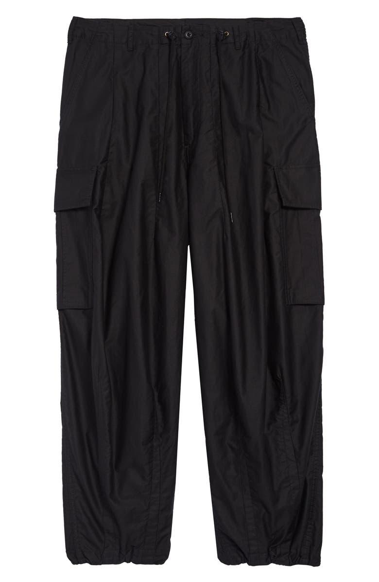 NEEDLES H.D. Cotton Cargo Jogger Pants, Main, color, 001
