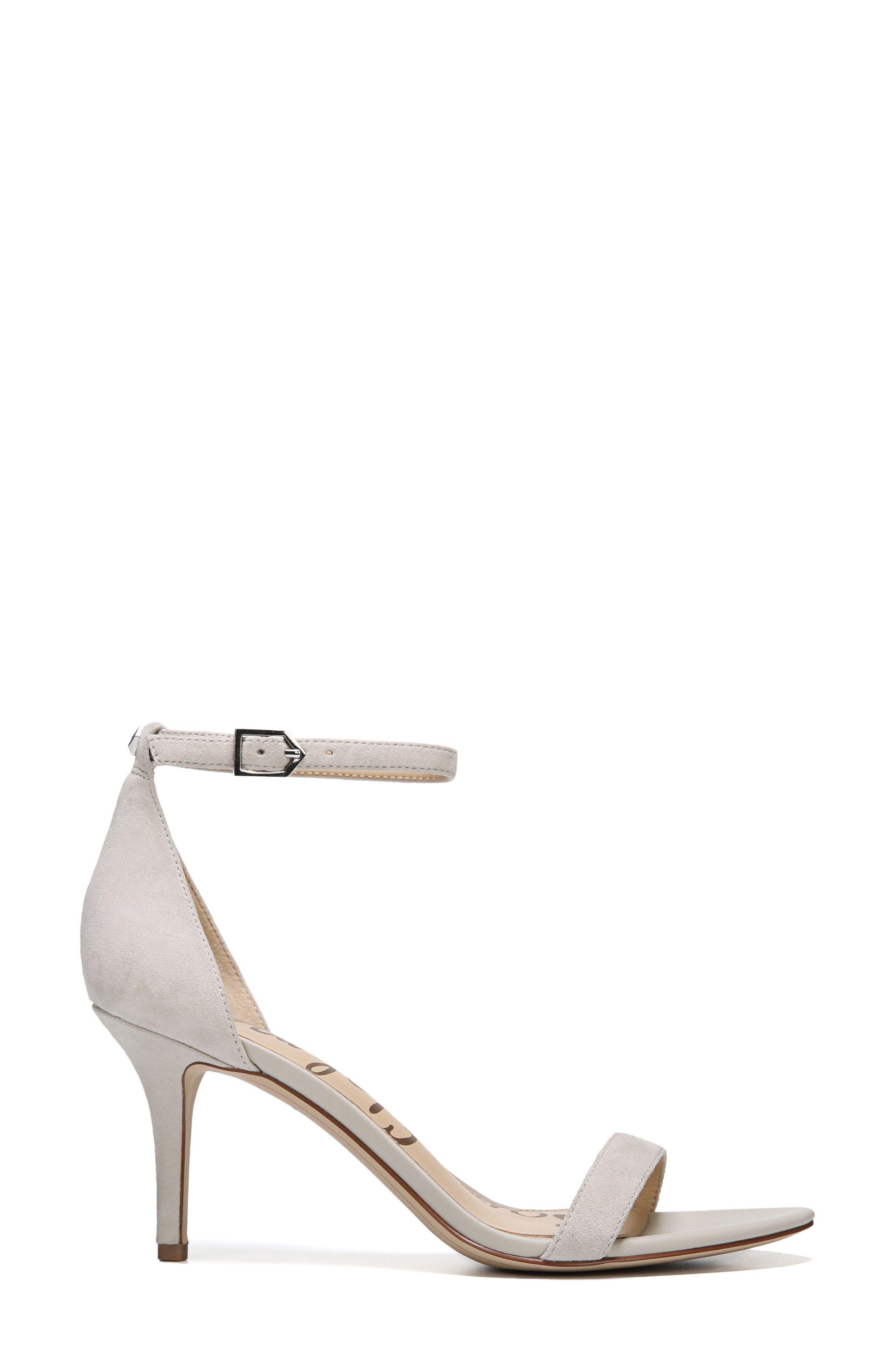 ,                             'Patti' Ankle Strap Sandal,                             Alternate thumbnail 158, color,                             021