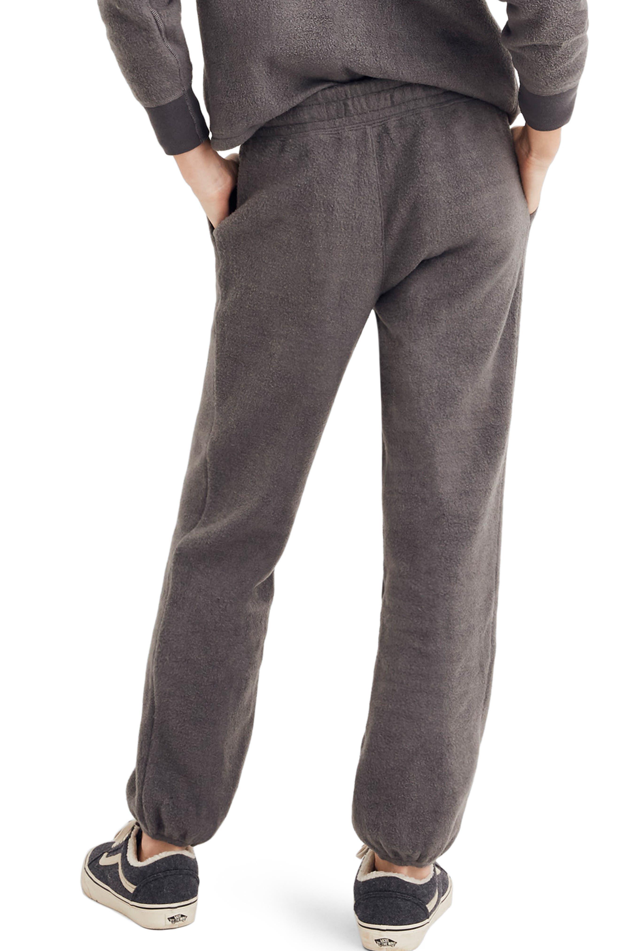 ,                             Fleece Pajama Sweatpants,                             Alternate thumbnail 7, color,                             021