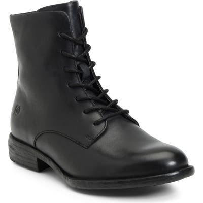 B?rn Tombeau Lace-Up Boot- Black