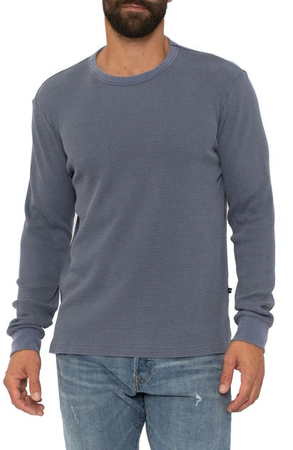 Sol Angeles  LONG SLEEVE THERMAL T-SHIRT