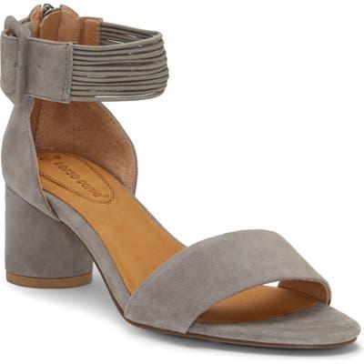 Cc Corso Como Louisah Ankle Strap Sandal- Grey
