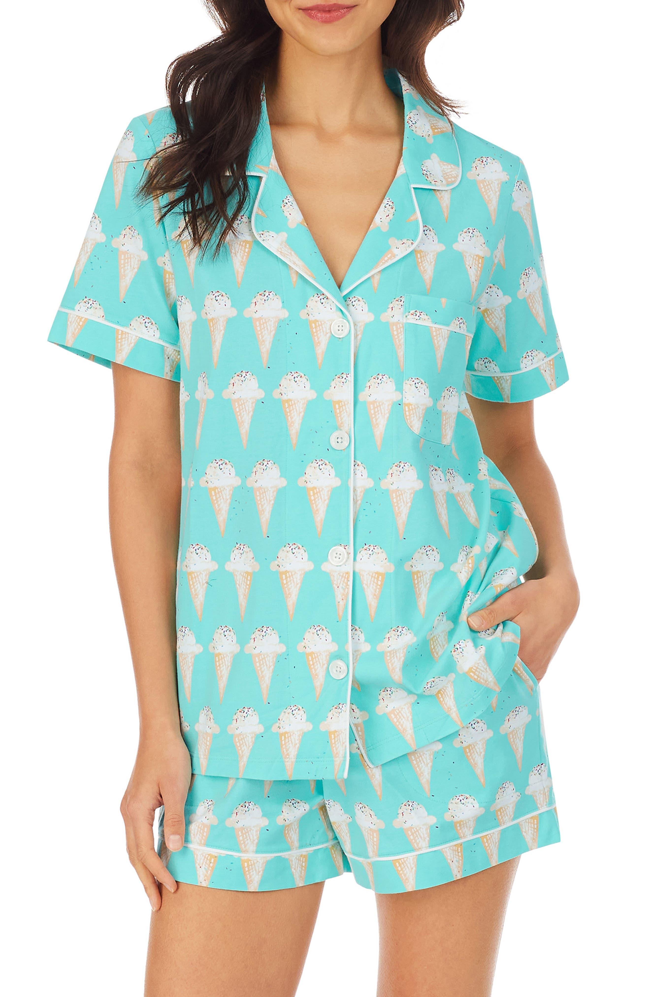 Classic Organic Cotton Short Pajamas