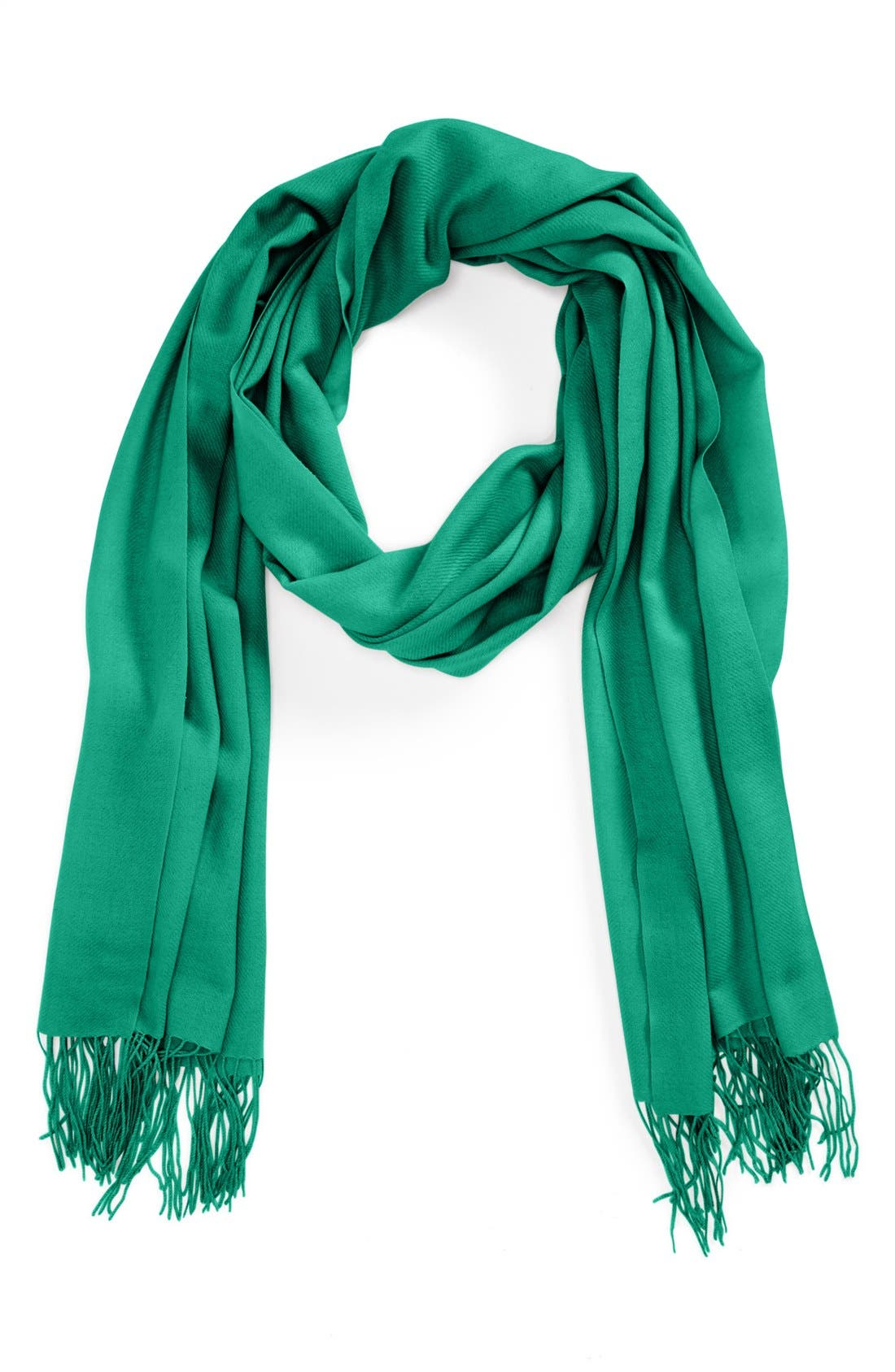 ,                             Tissue Weight Wool & Cashmere Wrap,                             Main thumbnail 70, color,                             357