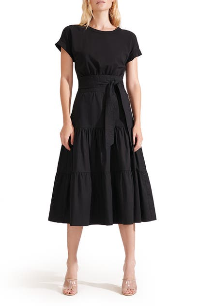 Veronica Beard TRAIL MIDI DRESS
