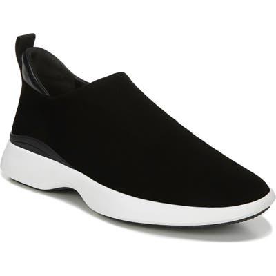 Via Spiga Laverno Slip-On Sneaker- Black