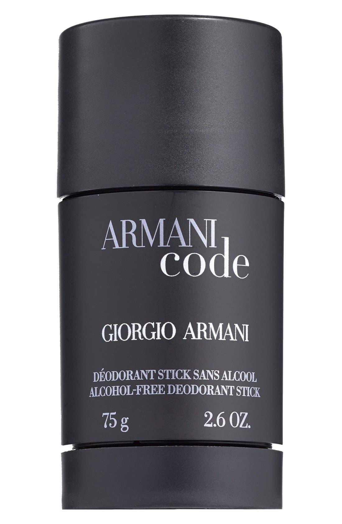 ,                             Armani Code Deodorant,                             Main thumbnail 1, color,                             NO COLOR