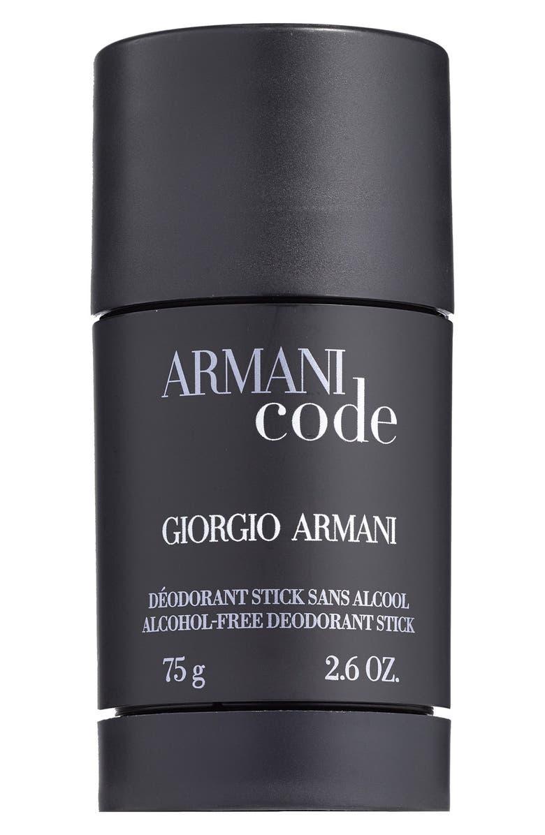 GIORGIO ARMANI Armani Code Deodorant, Main, color, 000