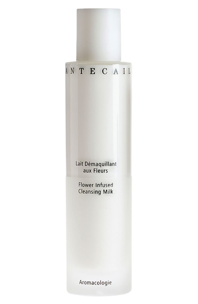 CHANTECAILLE Flower Infused Cleansing Milk, Main, color, 000