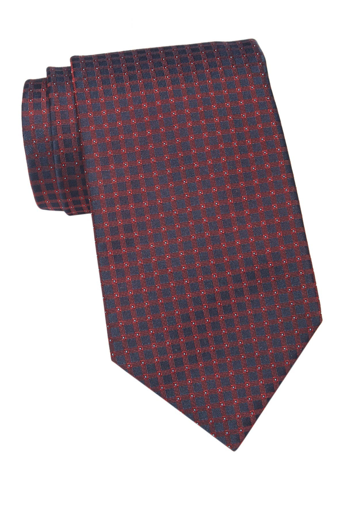 Image of BOSS Red Tie