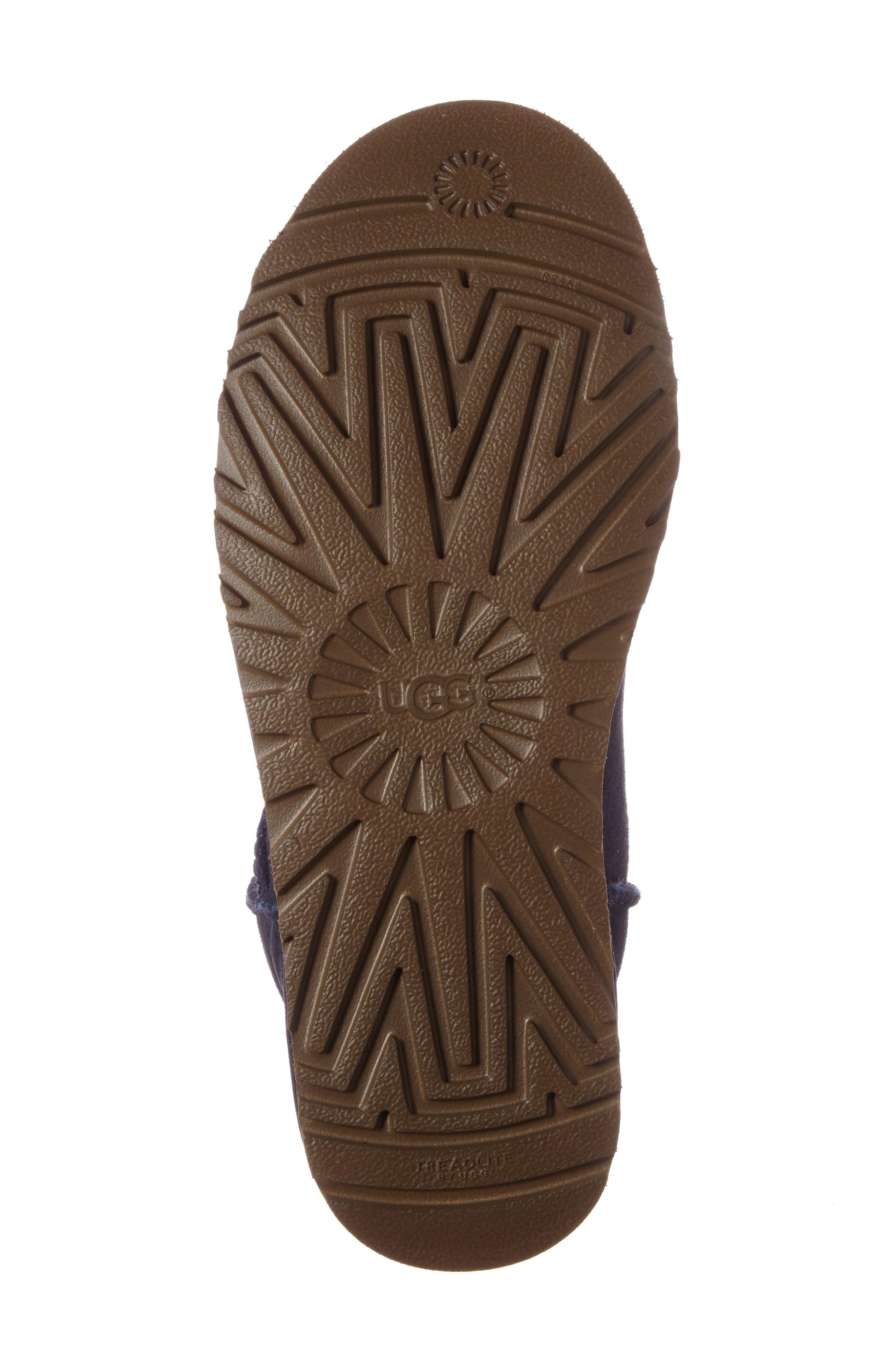 ,                             Classic Mini II Genuine Shearling Lined Boot,                             Alternate thumbnail 145, color,                             400