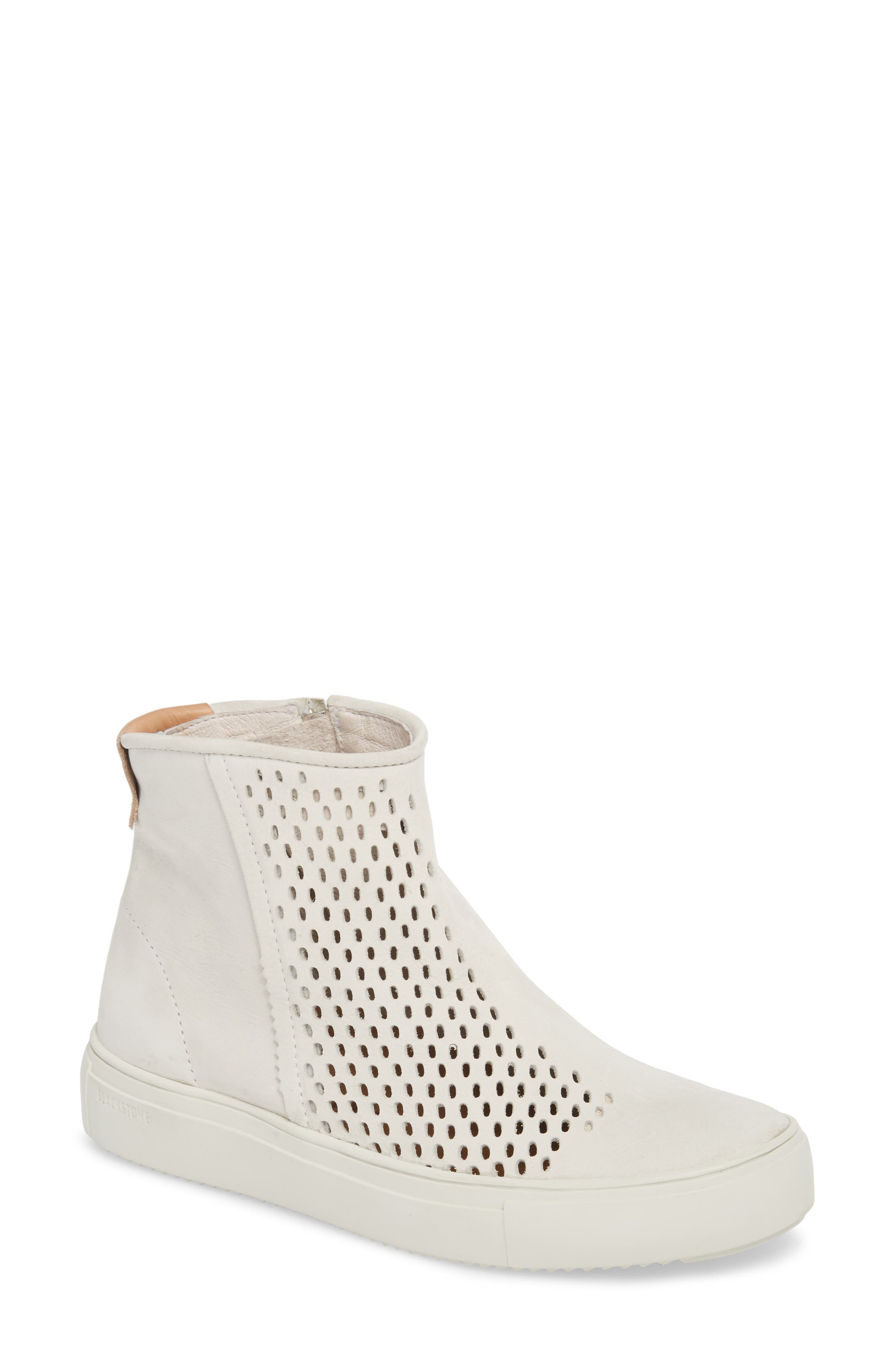 Image of Blackstone Perforated Slip-On Sneaker