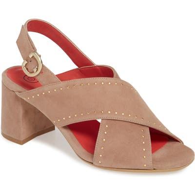 Pas De Rouge Fluer Sandal, Pink