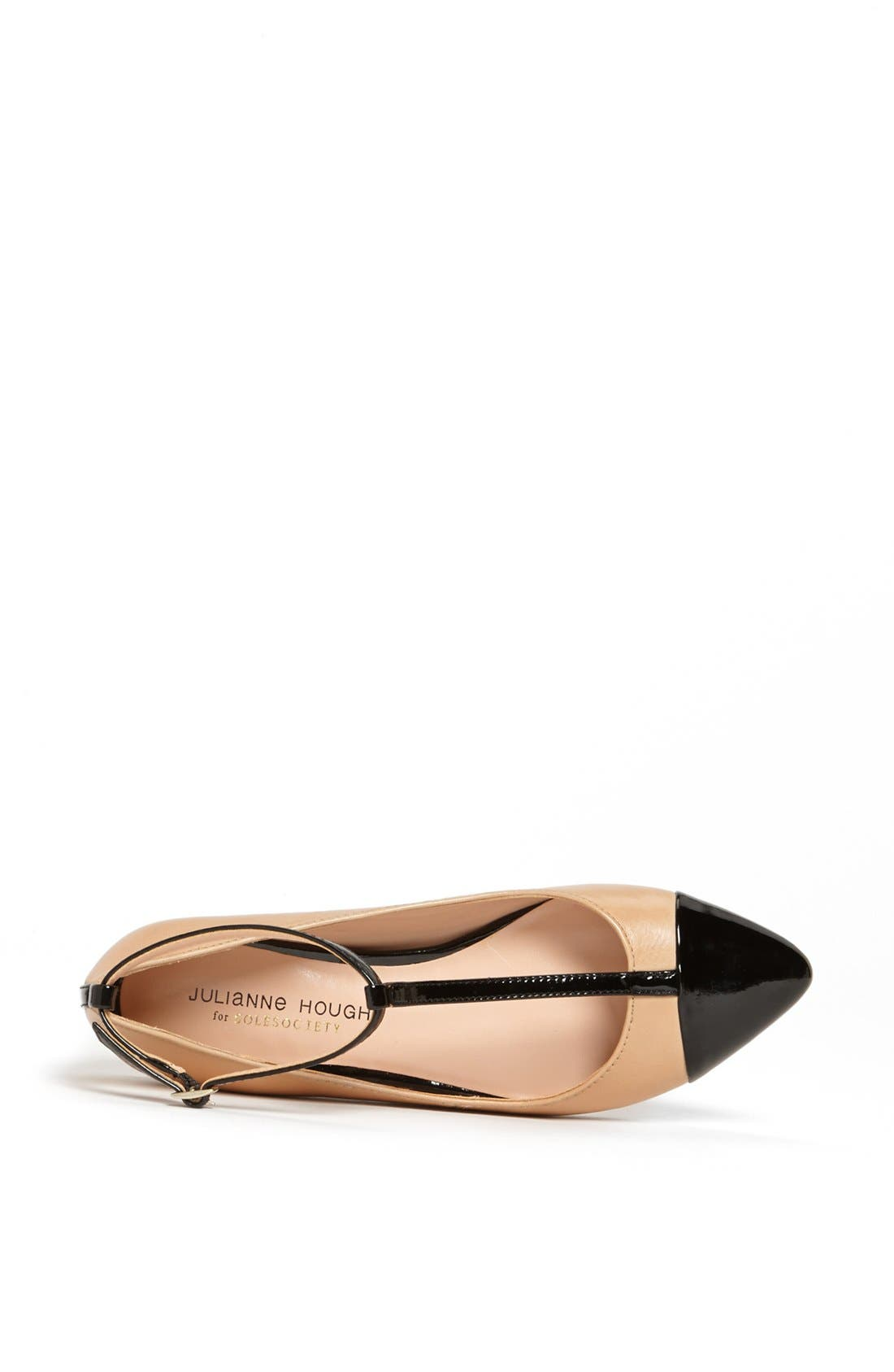 ,                             Julianne Hough for Sole Society 'Addy' Flat,                             Alternate thumbnail 26, color,                             251