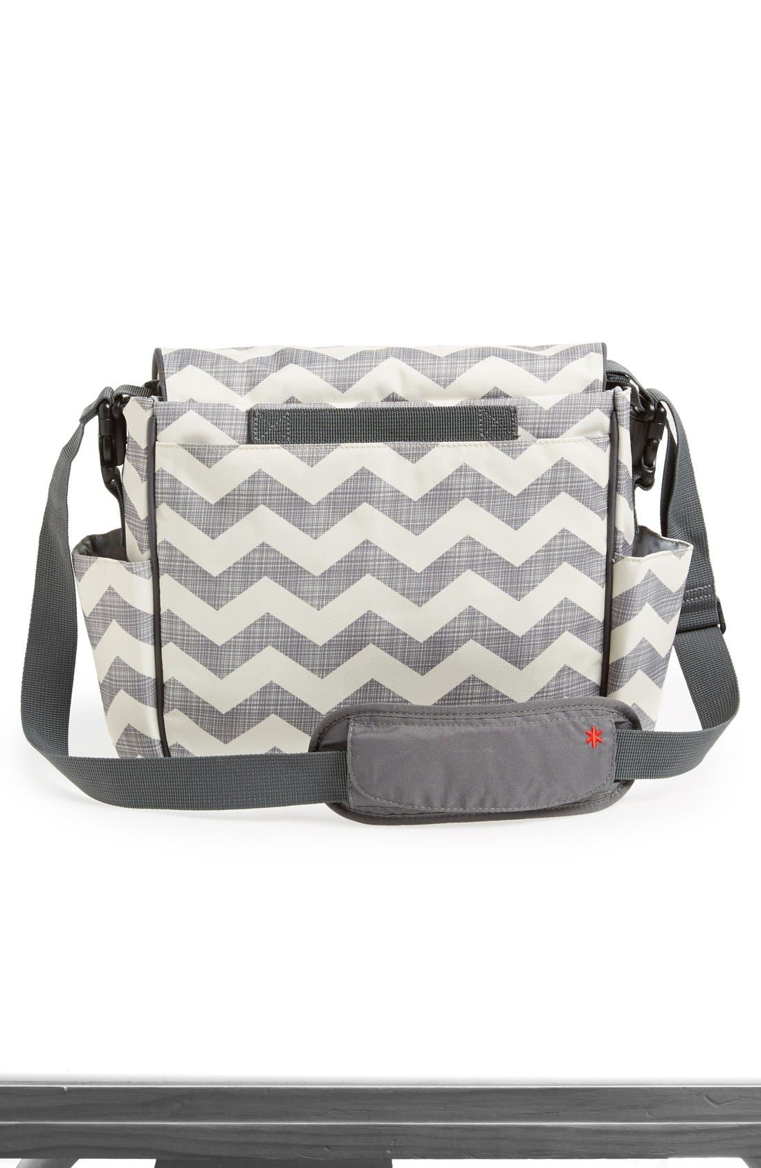 ,                             'Duo' Diaper Bag,                             Alternate thumbnail 19, color,                             100