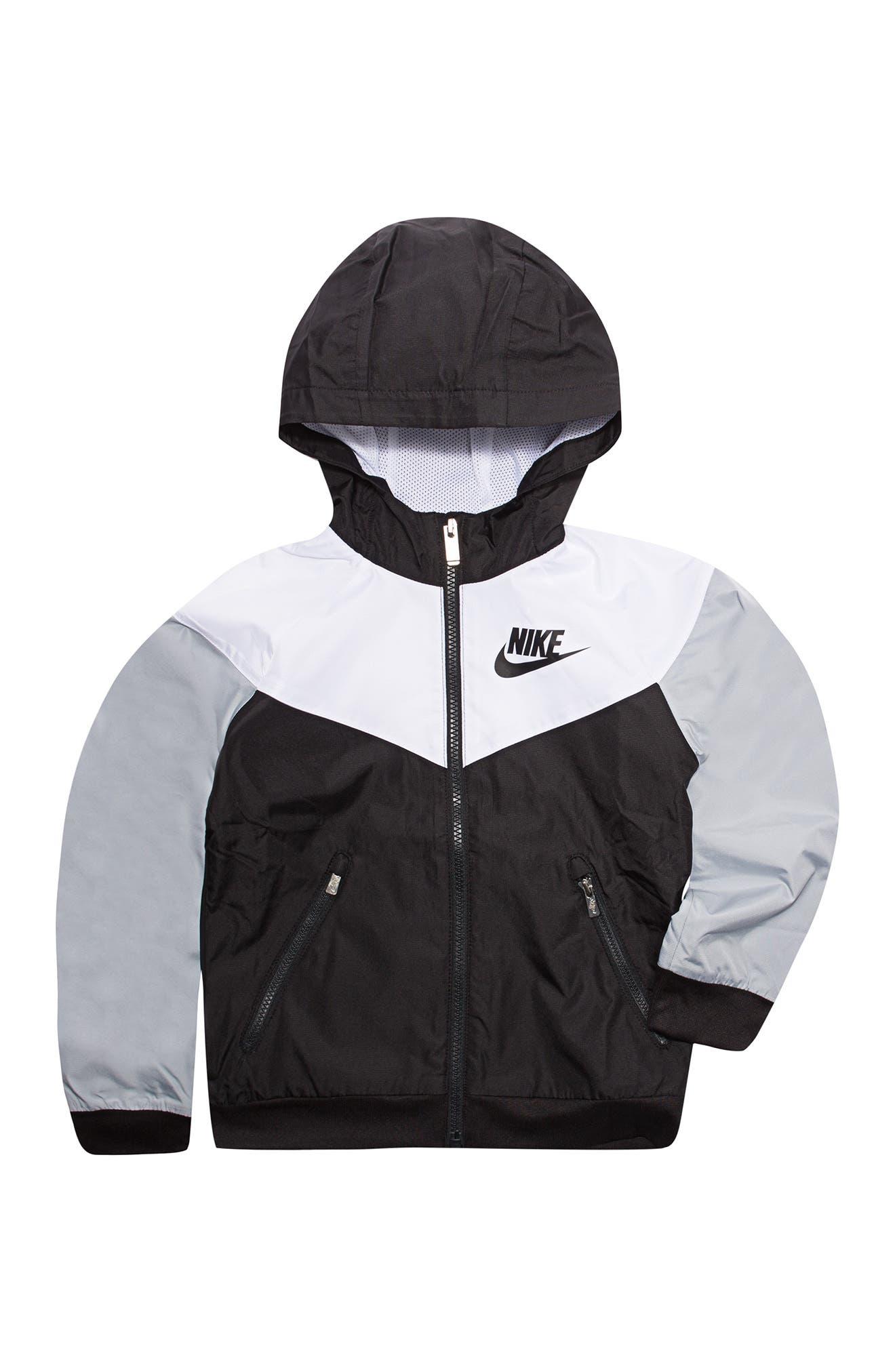 Image of Nike Windrunner Water Resistant Hooded Jacket