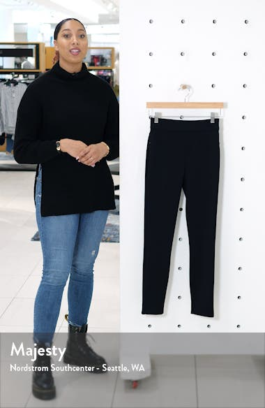 The Perfect Black Pant - Four Pocket Tall Leggings, sales video thumbnail