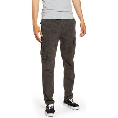 Hudson Jeans Skinny Fit Cargo Pants, Grey