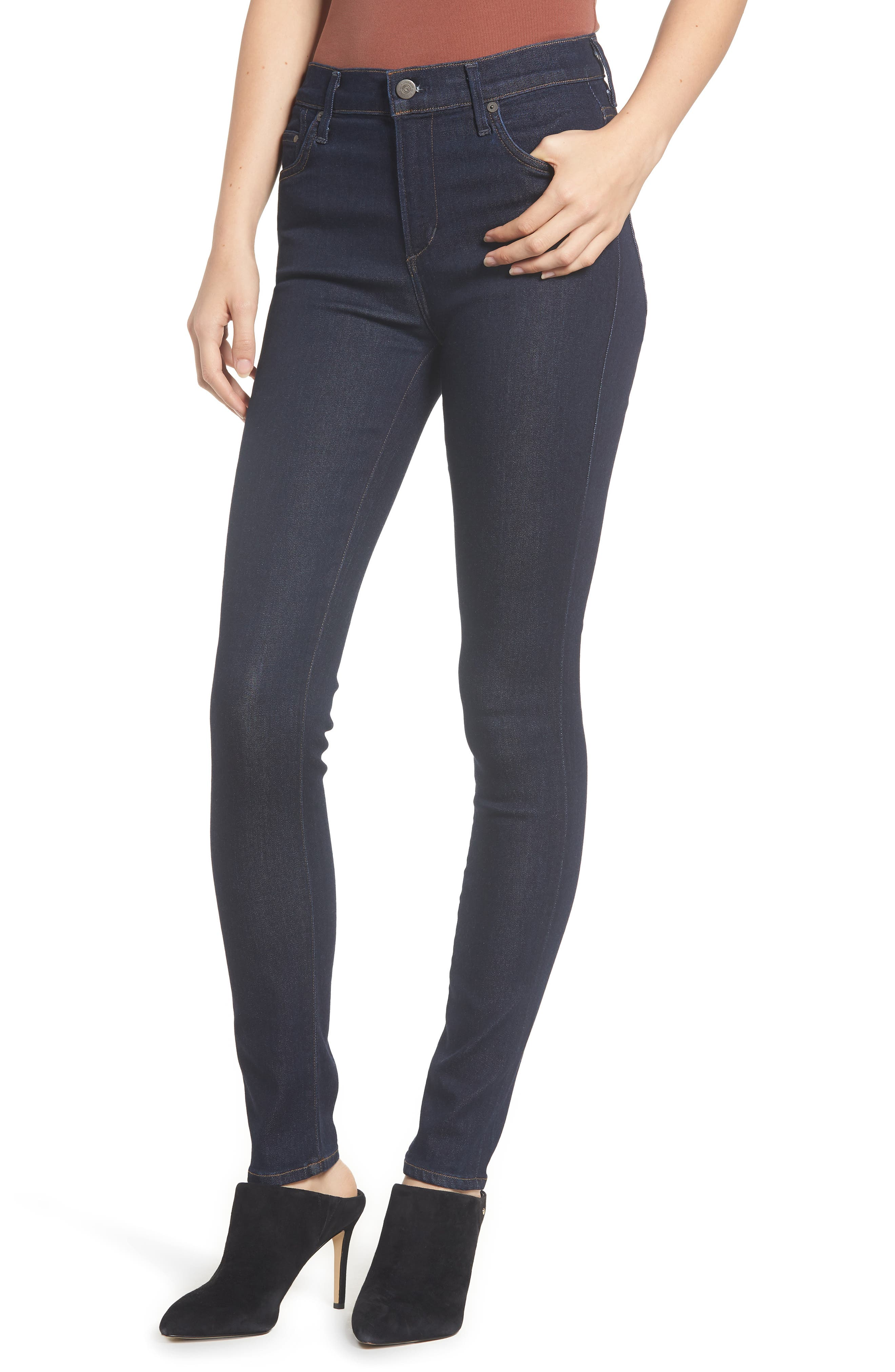 Image of Citizens Of Humanity Rocket High Waist Skinny Jeans