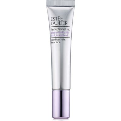 Estee Lauder Perfectionist Pro Instant Wrinkle Filler With Tri-Polymer Blend Spot Treatment Serum oz