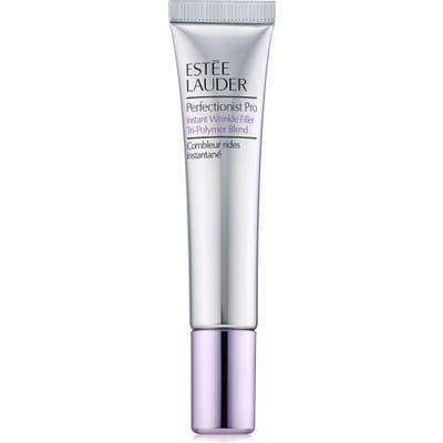 Estee Lauder Perfectionist Pro Instant Wrinkle Filler With Tri-Polymer Blend Spot Treatment Serum oz
