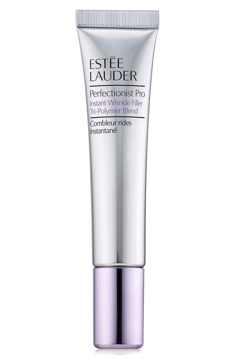 ESTÉE LAUDER Perfectionist Pro Instant Wrinkle Filler with Tri-Polymer Blend Spot Treatment Serum, Main, color, NO COLOR