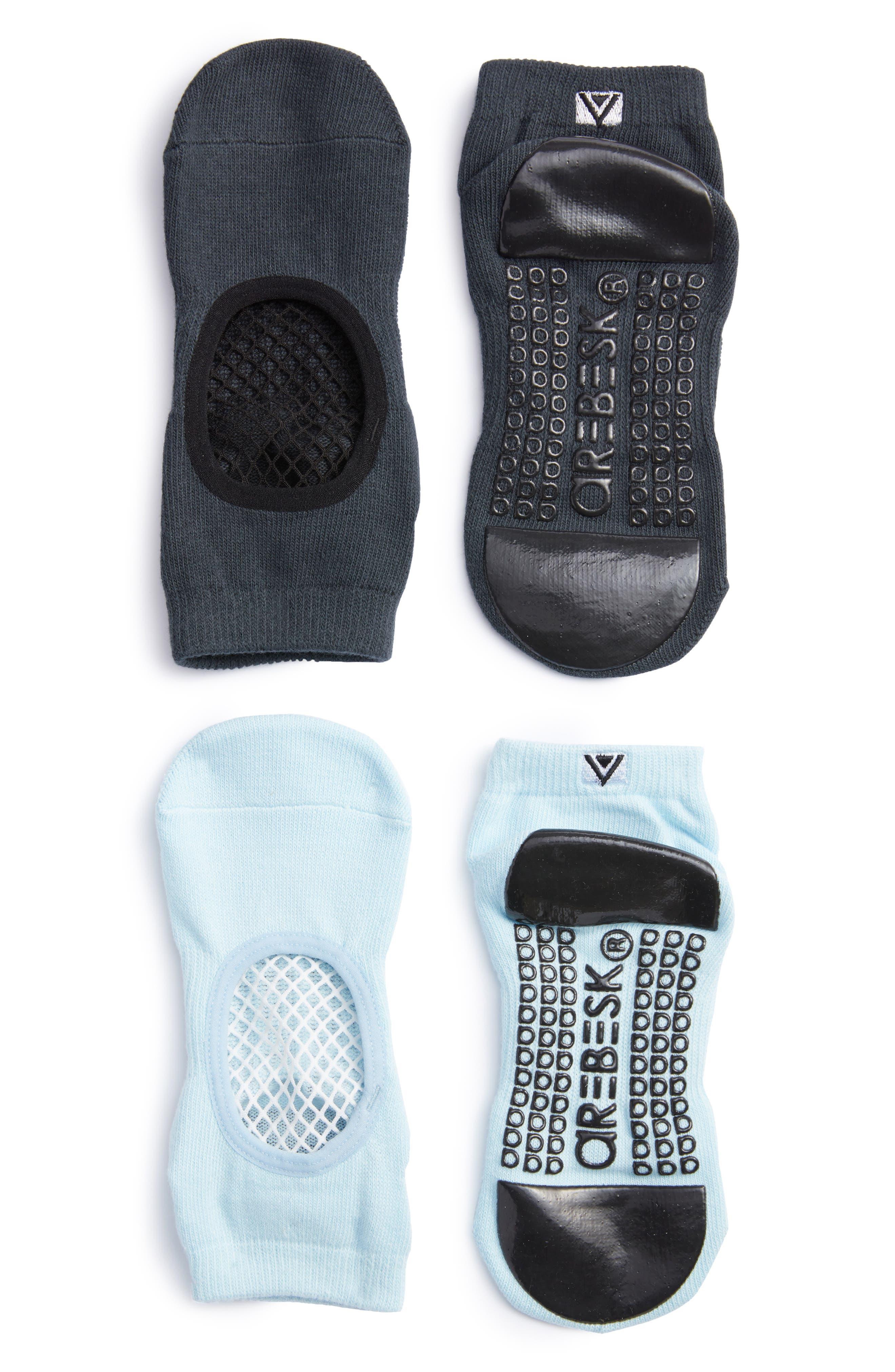 Phish Net Assorted 2-Pack No-Slip Socks
