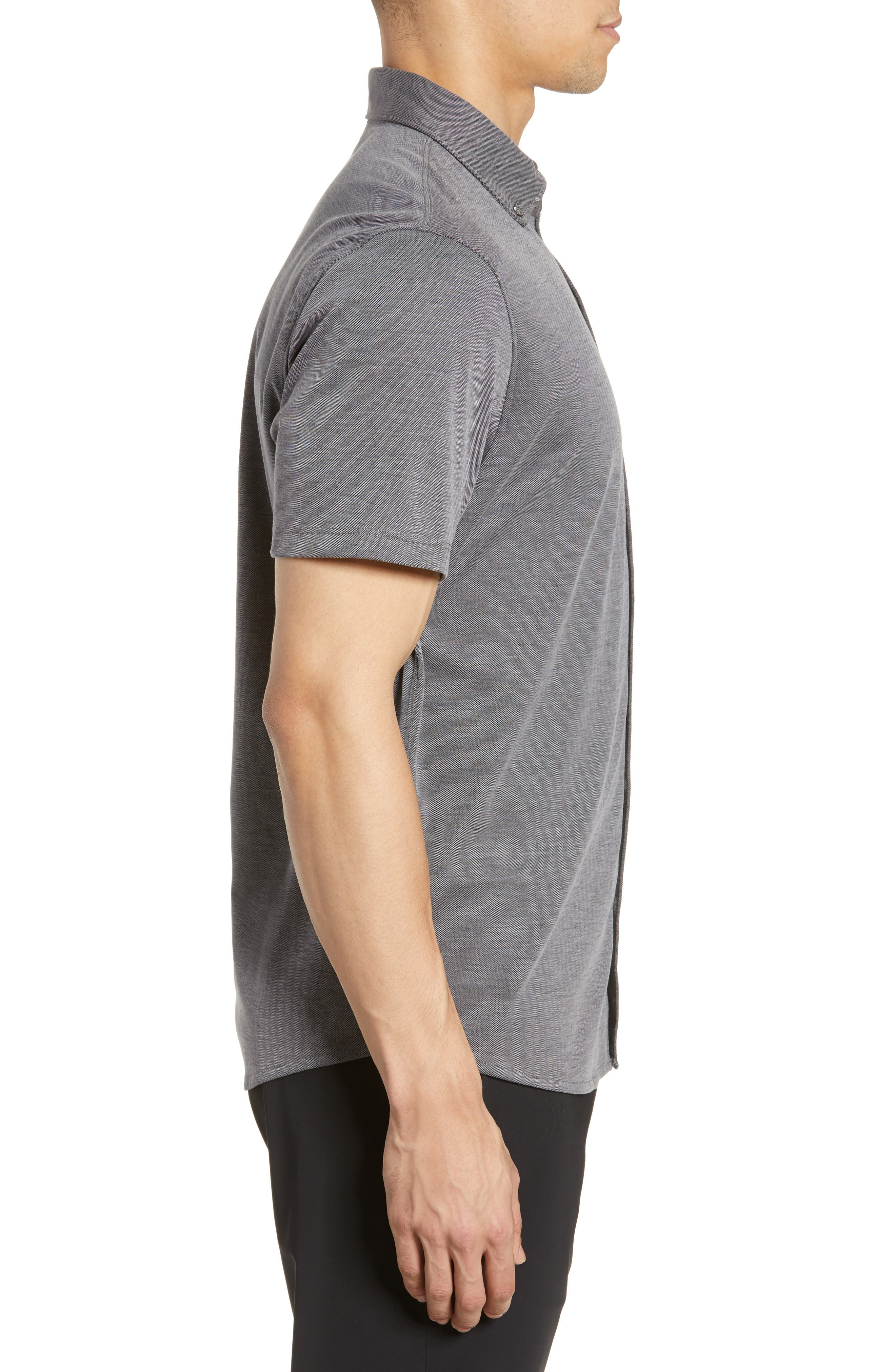 ,                             Caruth Regular Fit Short Sleeve Sport Shirt,                             Alternate thumbnail 9, color,                             020