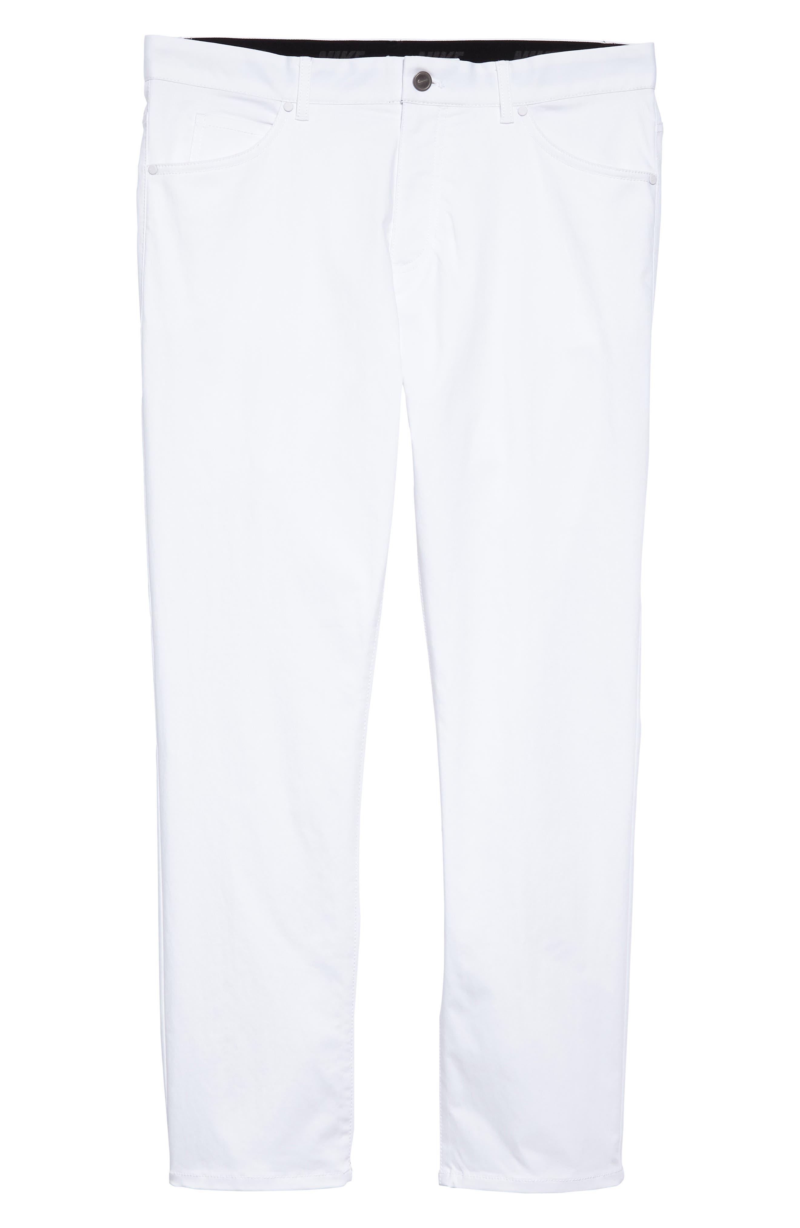 ,                             Flex Slim Fit Dri-FIT Golf Pants,                             Alternate thumbnail 21, color,                             100