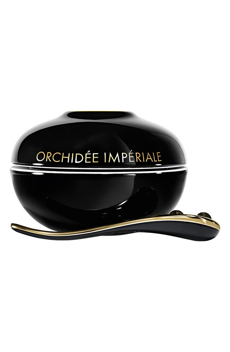 GUERLAIN Orchidée Impériale Black Day Cream, Main, color, NO COLOR