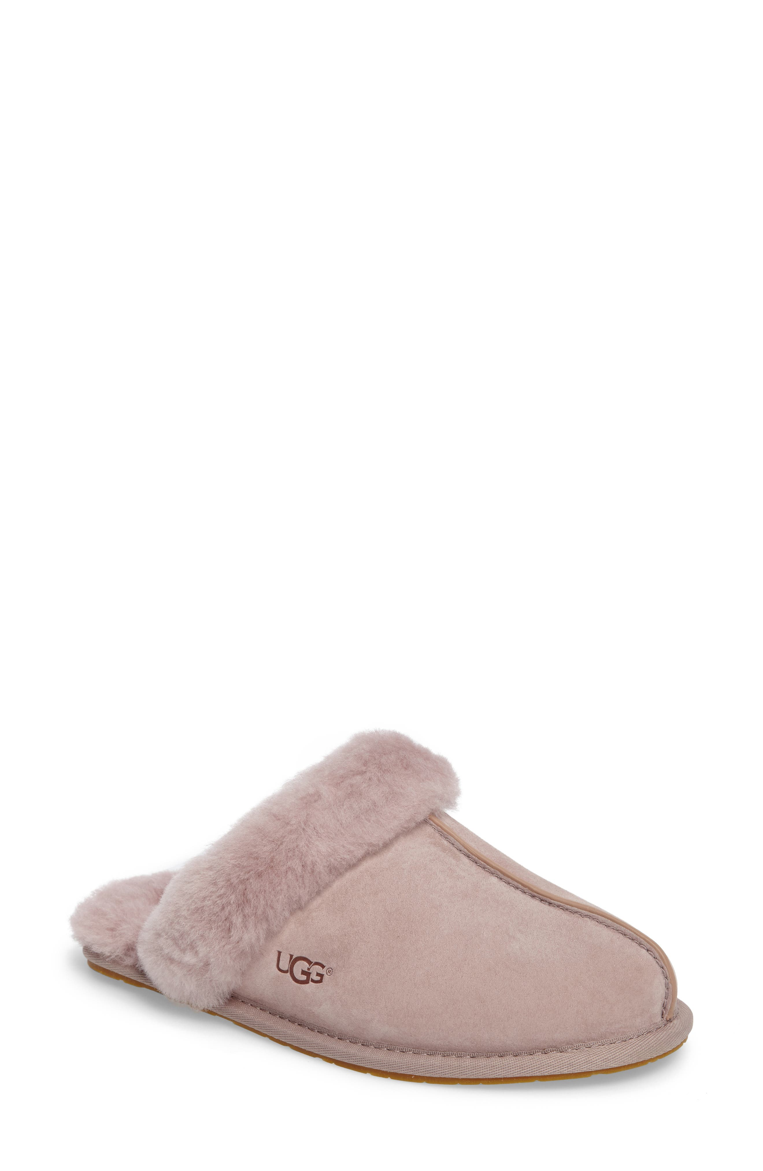 ,                             Scuffette II Water Resistant Slipper,                             Main thumbnail 72, color,                             502