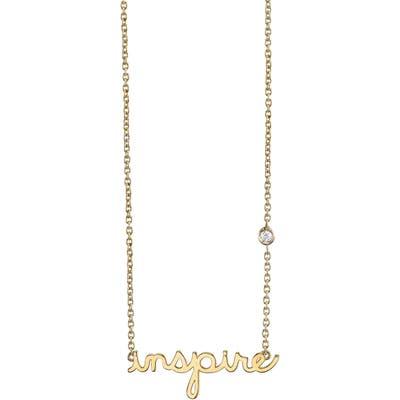 Syd By Sydney Evan Inspire Necklace