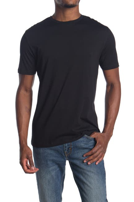 Image of Slate & Stone Solid Crew Neck T-Shirt