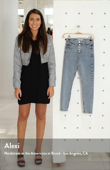 Jamie Crop Skinny Jeans, sales video thumbnail