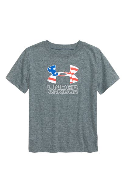 Under Armour AMERICANA LOGO PERFORMANCE GRAPHIC TEE