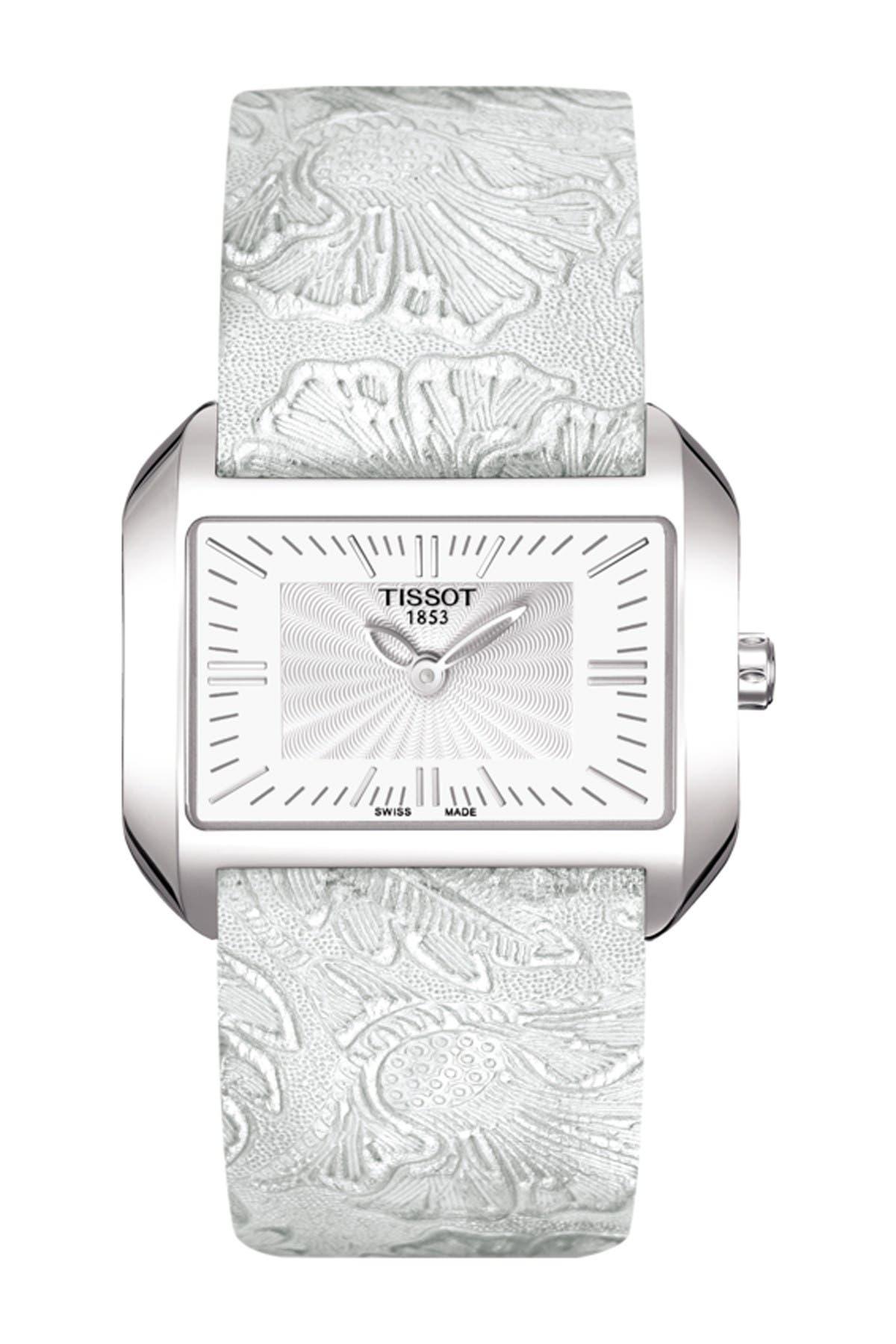 Image of Tissot Women's T-Wave Watch, 20.2mm