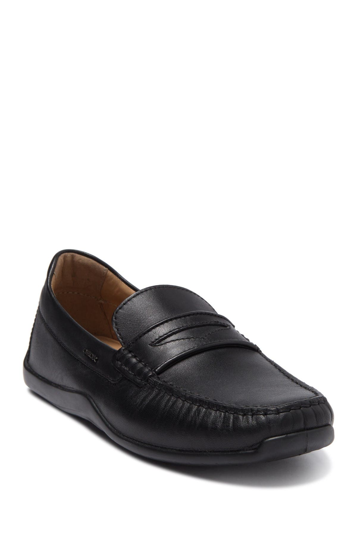 Image of GEOX Xense Penny Loafer