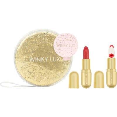 Winky Lux Sleigh All Day Full Size Glimmer Balm & Flower Balm Duo - No Color