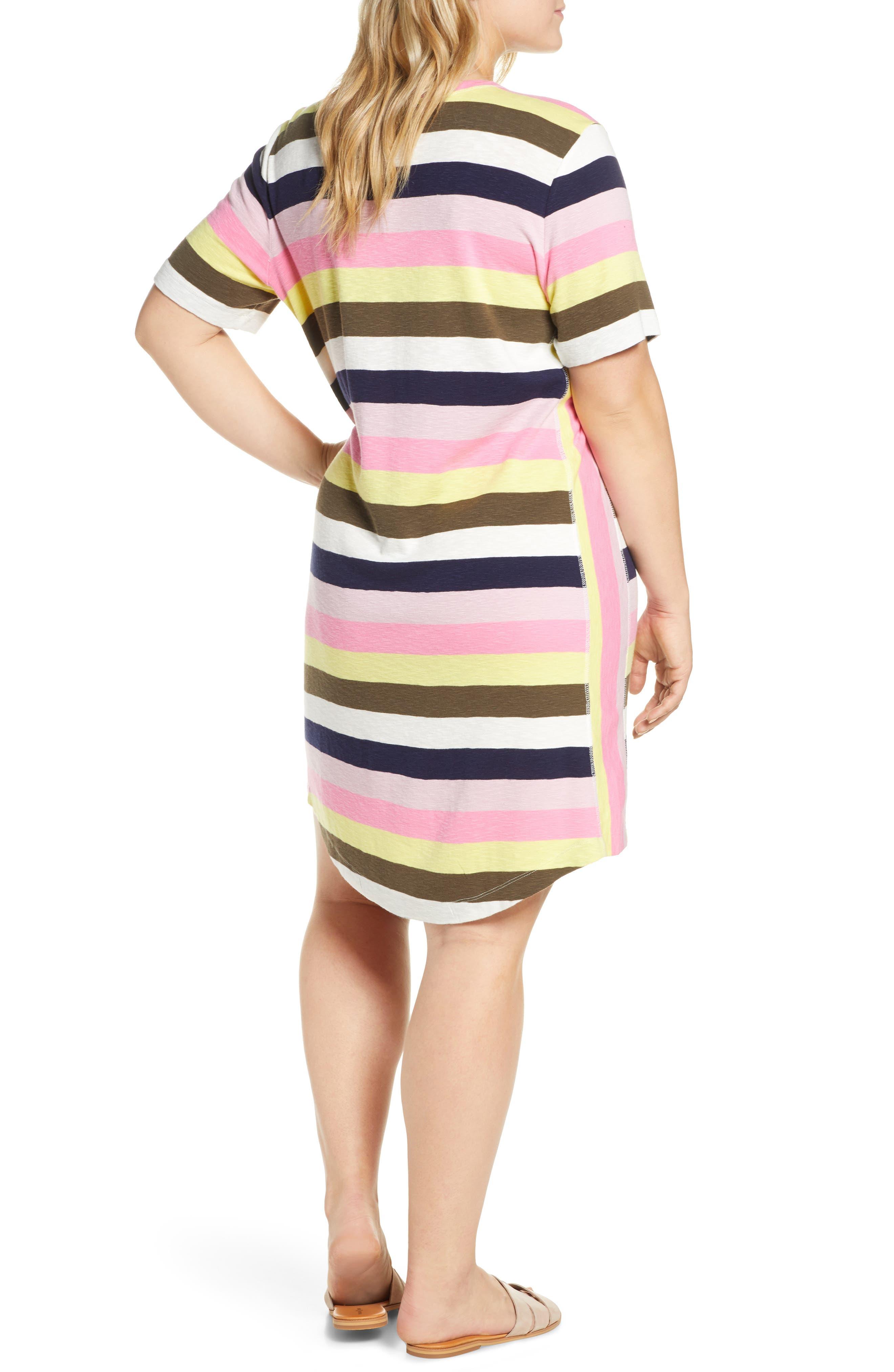 ,                             Slub Knit Dress,                             Alternate thumbnail 31, color,                             680
