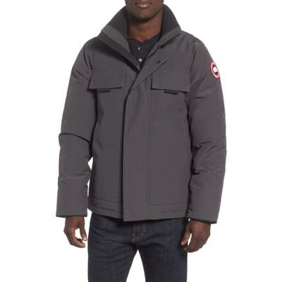 Canada Goose Forester Slim Fit Jacket, Grey