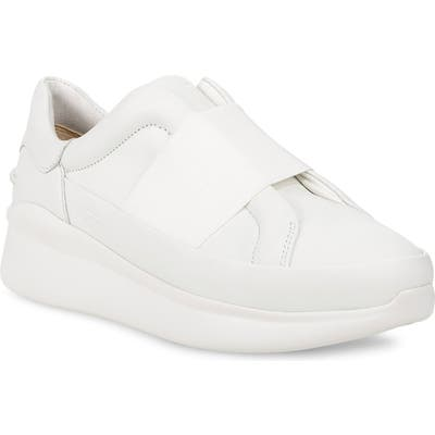 Ugg Libu Slip-On Sneaker- White