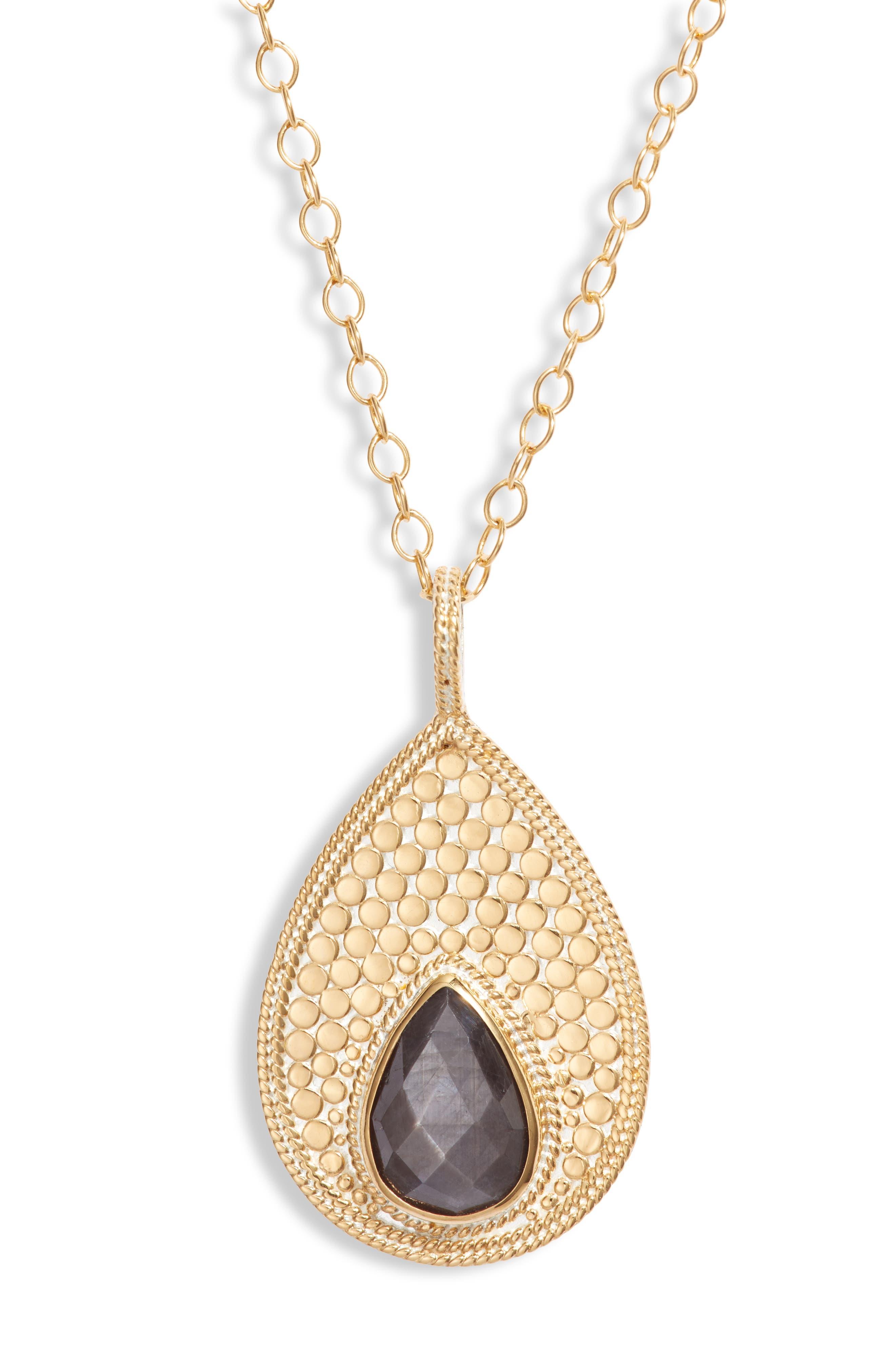 Teardrop Pendant Necklace (Nordstrom Exclusive)
