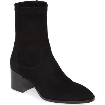 Aquatalia Tilly Weatherproof Bootie- Black